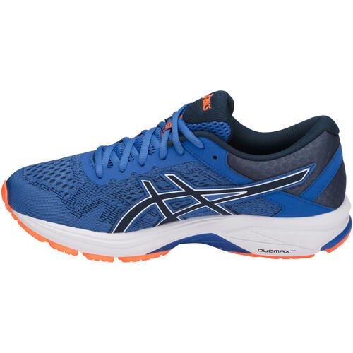 asics GT-1000 6 - Chaussures running Homme - bleu sur campz.fr ! Acheter Pas Cher Offre fcAN1mc